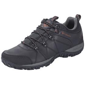Columbia Peakfreak Venture Shoes Men WP grey